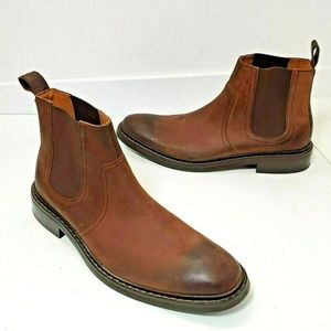 Cole Haan Williams Welt Chelsea Low Ankle Boot 8.5